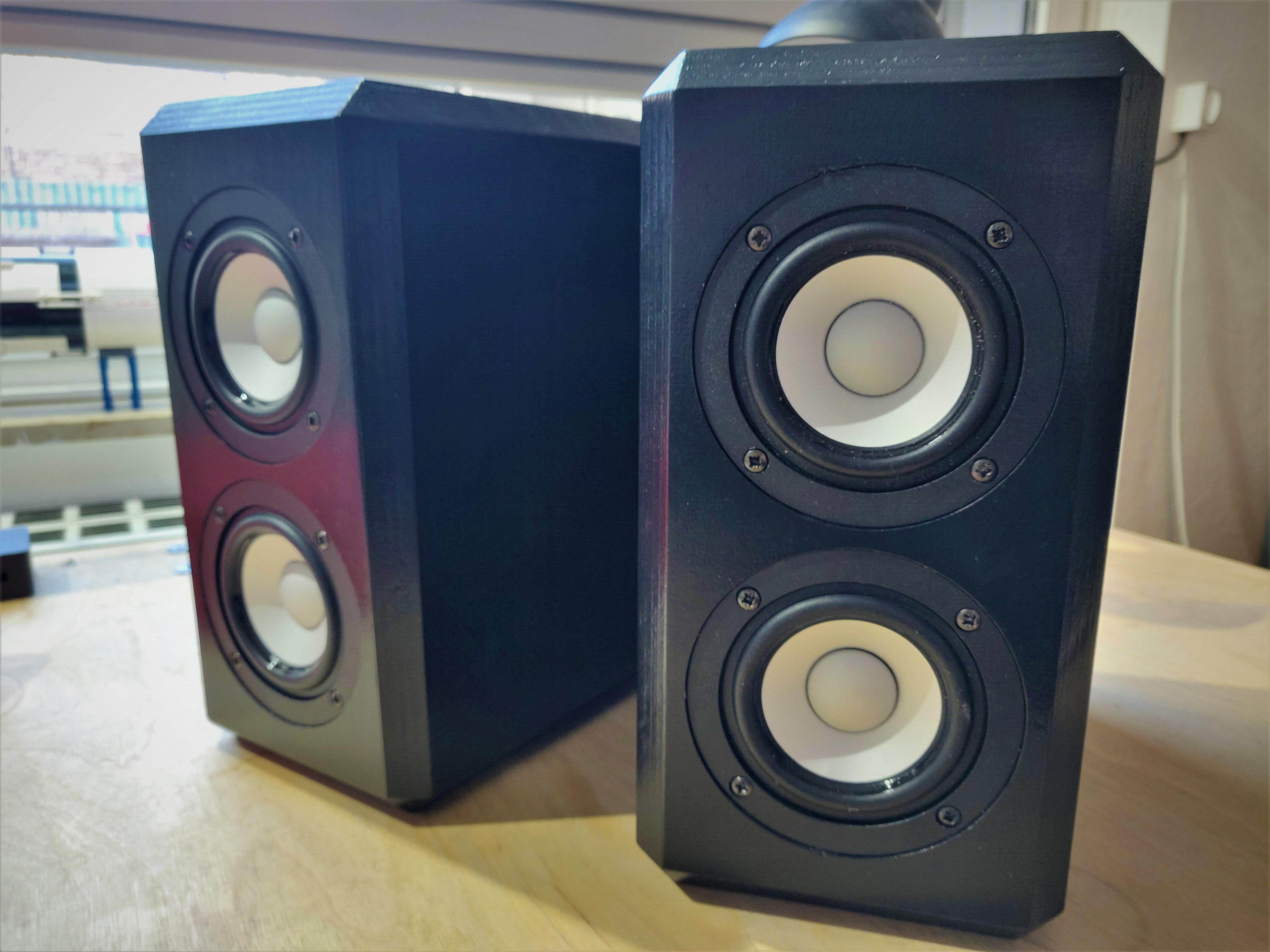 Lautsprecher gesucht! Aufbau und Review: Lautsprecherbausatz Double Three